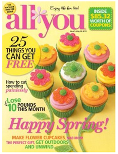 Spring All You Magazine