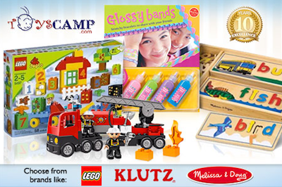 Toys Camp