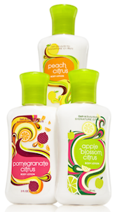 Bath Body Works Citrus Lotion