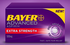 Bayer Advanced Extra Strength