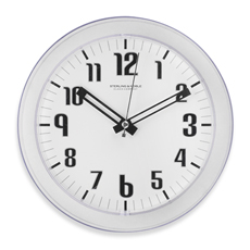 Bed Bath Beyond Translucent Clock