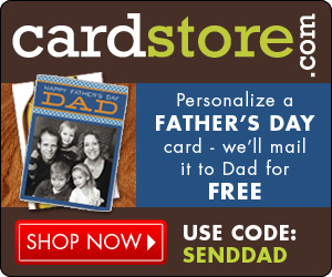 Cardstore Fathers Day Card