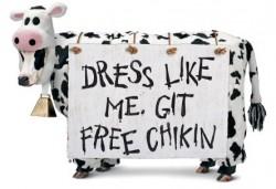Chick Fil A Cow Appreciation Day