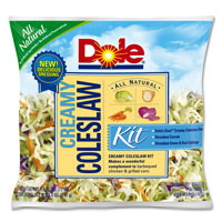 Dole Coleslaw Kit