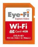 Eye Fi 4GB