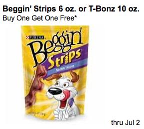 Kmart Beggin Strips