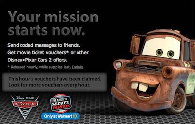 Maters Secret Mission