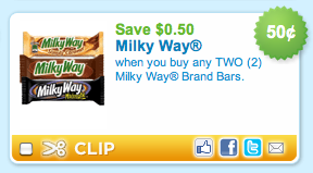 Milky Way Coupon