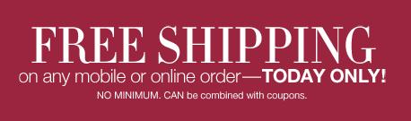 New York Company FREE Shipping