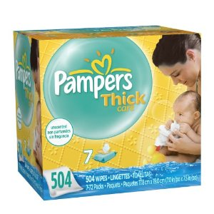 Pampers Thick Care