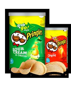 Pringles Grab Go