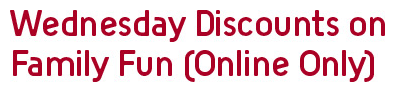 Redbox: $0.50 off Online Rentals on Wednesdays