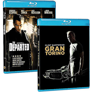 The Departed Gran Torino Blu Ray Pack