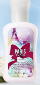 BBW Paris Amour Body Lotion