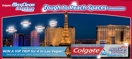 Colgate Sweepstakes