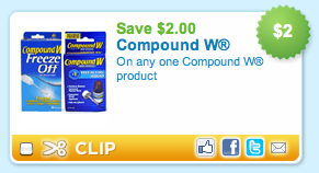 Compound W Coupon