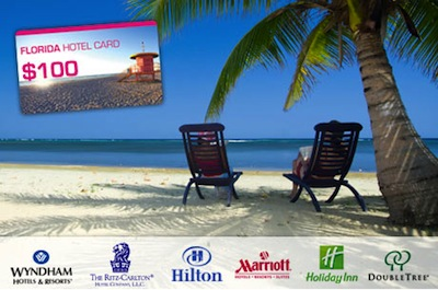 Florida Hotel Card
