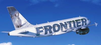 Groupon: $50 Frontier Airlines Credit for $25