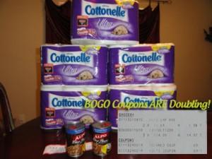 Kmart FREE Cottonelle