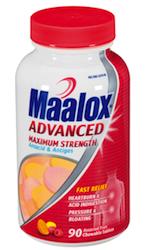 Maalox Advanced