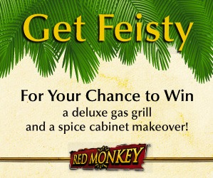 Red Monkey Seasonings Sample