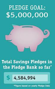 Savings Pledge 731