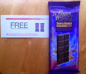 Target Wonka Exceptionals Bar