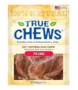 True Chews Pig Ears