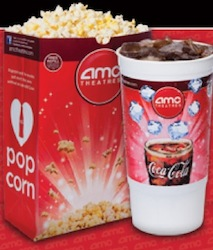 AMC Popcorn Drink Coupon
