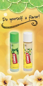 Carmex Lime Vanilla Twist Sticks Coupon