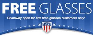 Coastal Contacts FREE Glasses