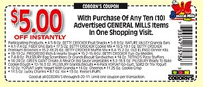 Coborns General Mills Coupon