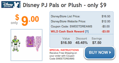Disney PJ Deal
