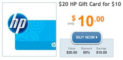 HP Gift Card
