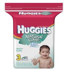 Huggies Natural Care