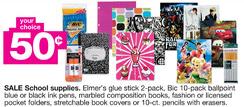Kmart Bic Pens Sale