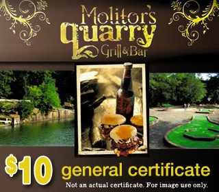 Molitors Gift Card