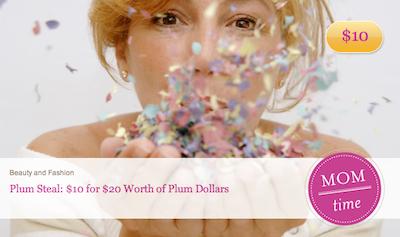 Plum District Plum Dollars Deal