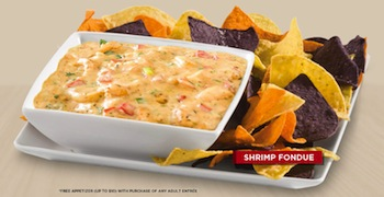 Ruby Tuesday FREE Appetizer