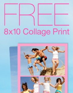 Walgreens FREE 8x10 Collage Print