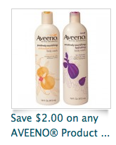 Aveeno Recyclebank Coupon
