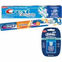 Crest Complete Oral Care