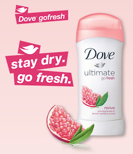 Dove Gofresh Sample