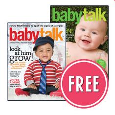FREE BabyTalk Magazine