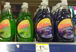 Gain Liquid Walgreens