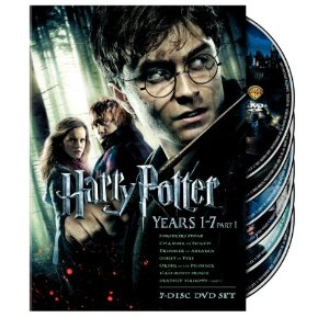 Harry Potter 7 Disc Set