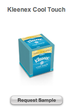 Kleenex Cool Touch FREE Sample