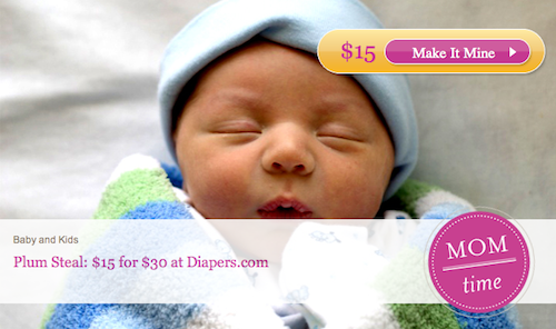 Plum District Diapers Deal
