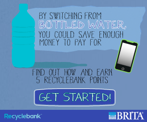 Recyclebank Brita 5 Points