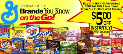 Cash Wise General Mills B10G5 Deal